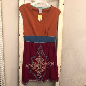 NWT Flying Tomato Dress Size Large